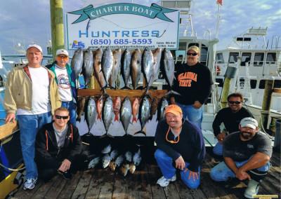Destin Deep Sea Charter Fishing - Huntress 12