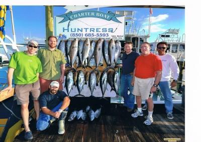 Destin Deep Sea Charter Fishing - Huntress 10