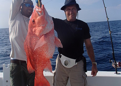 Destin Deep Sea Charter Fishing - Huntress 7