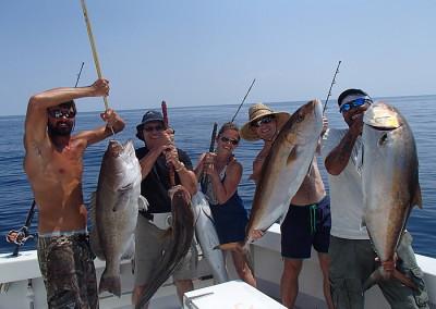 Destin Deep Sea Charter Fishing - Huntress 2