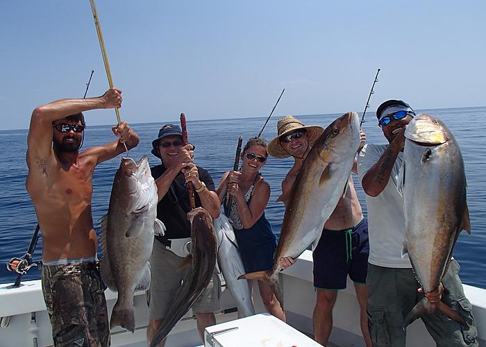 Destin charter fishing all day charter fishing in destin for Destin florida fishing trips