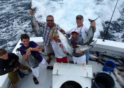 Destin Deep Sea Charter Fishing - Huntress 6
