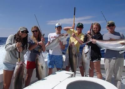 Destin Deep Sea Charter Fishing - Huntress 4